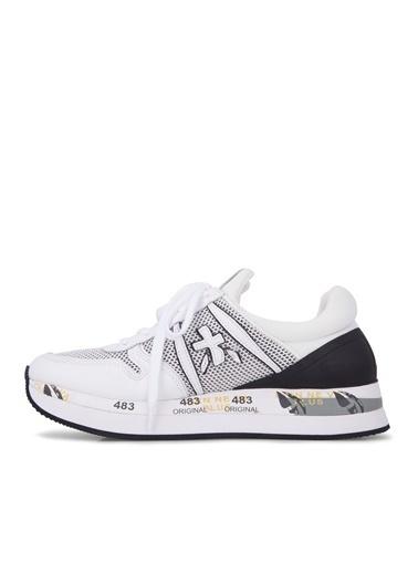 Premiata Ayakkabı Beyaz